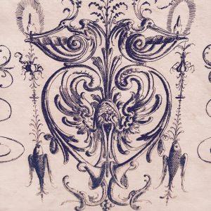 grotto print cooper hewitt design museum