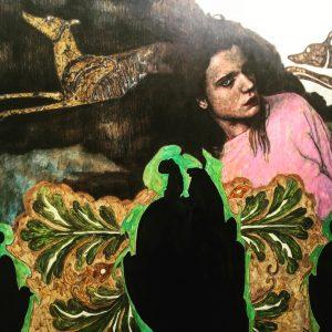 Iris Van Dongen Armory show 2017